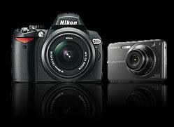 Зачем покупать камеру со сменным объективом